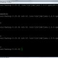 Hadoop安装笔记
