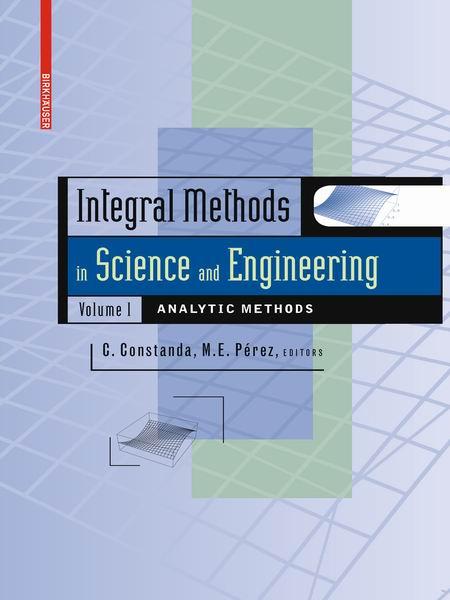 Integral Methods in Science and Engineering Volume 1.jpg