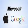 解密微软、苹果和Google三巨头的收入构成