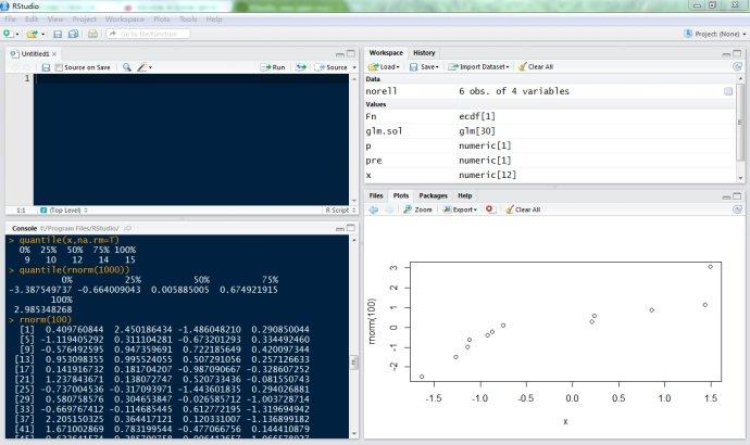 r语言开发利器——rstudio