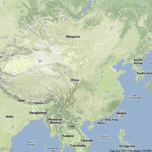 ggmap:玩转地图