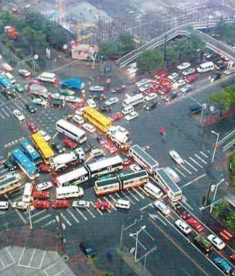 MIT研发出治交通拥堵的算法