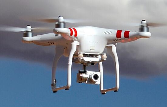 全球无人机企业榜