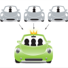 曼哈顿Uber数据为证,拼车服务并不会加重交通拥堵